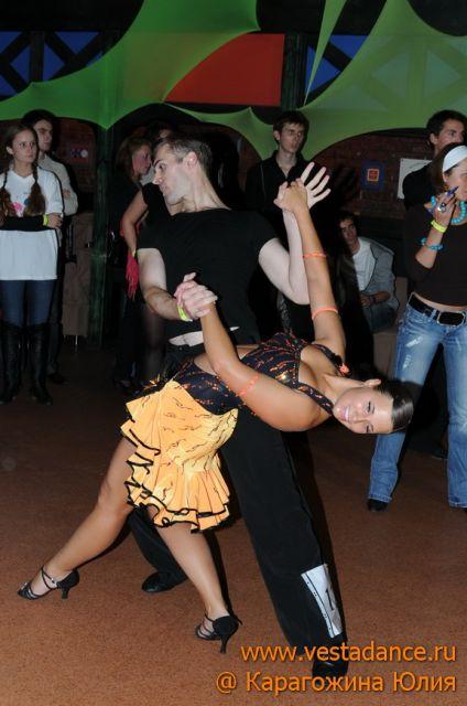 научиться танцевать хастл