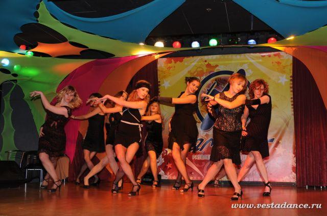 фестиваль шаг вперед - 5, группа по Джаз-модерну и боли-балету