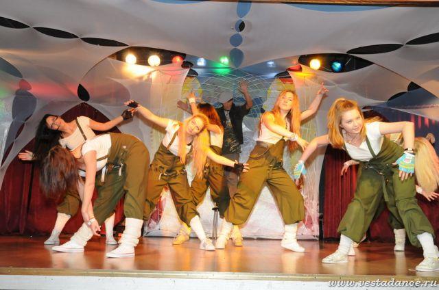 Фестиваль танцев ШАГ ВПЕРЕД 6, хаус