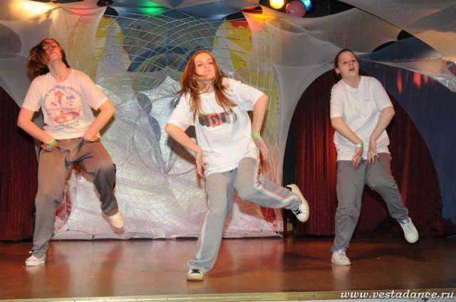 Фестиваль танцев ШАГ ВПЕРЕД, клубные танцы - хип-хоп, хаус
