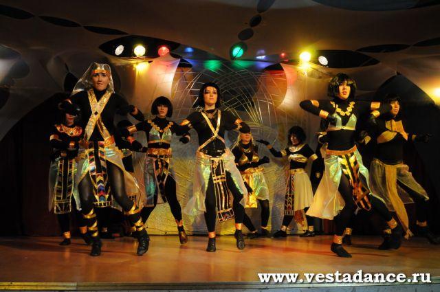 Фестиваль танцев ШАГ ВПЕРЕД 14