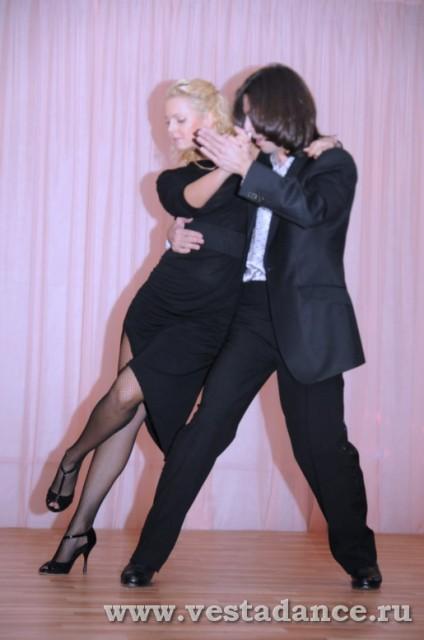 Концерт-фестиваль танцев ШАГ ВПЕРЕД 16