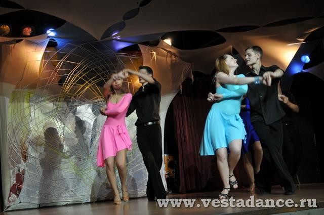 Фестиваль танцев ШАГ ВПЕРЕД. Меренге