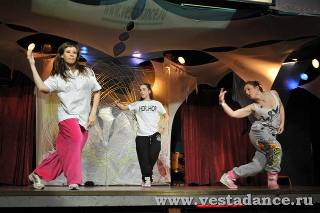 Фестиваль танцев ШАГ ВПЕРЕД. Хип-хоп (Hip-hop)