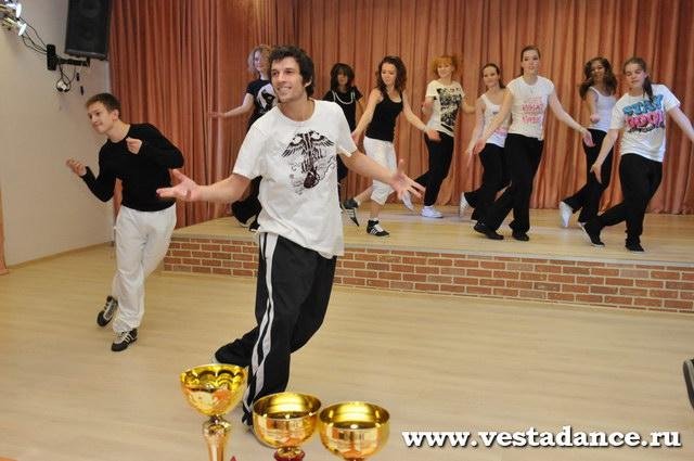 Концерт-фестиваль танцев ШАГ ВПЕРЕД