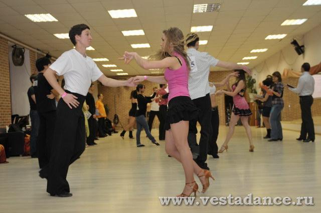 Конкурс по хастлу ЗИМНИЙ КУБОК 2011
