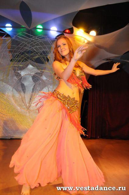 Воробьева Ирина, танец живота